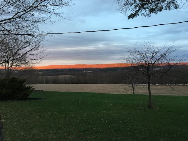 Creemore Farm House with a View