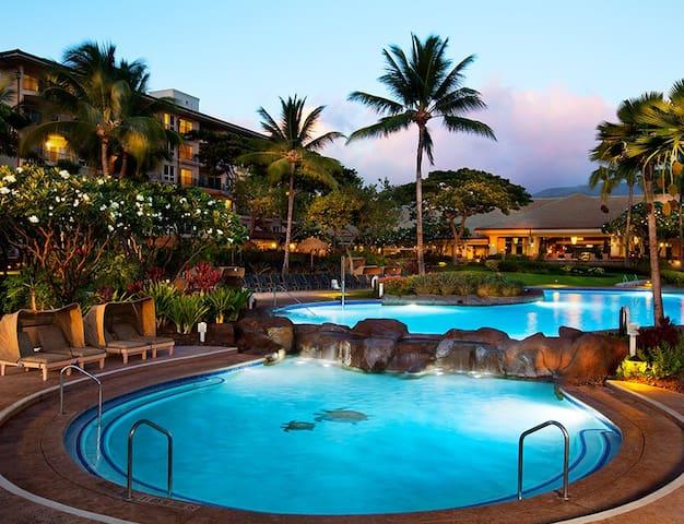 Westin Ka'anapali Ocean Resort Villas 2 Bed