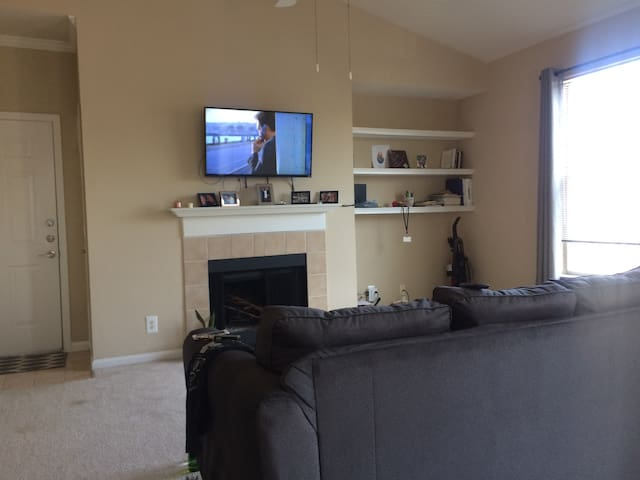 Great 1BD, 5mins from Chapel Hill - Durham - Wohnung
