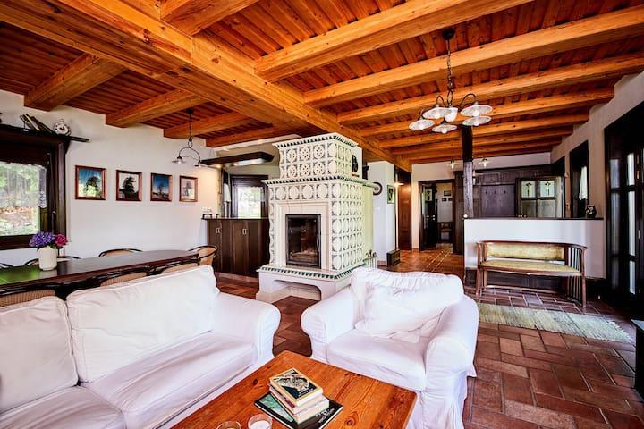 Villa Szalamandra Mátraalmás