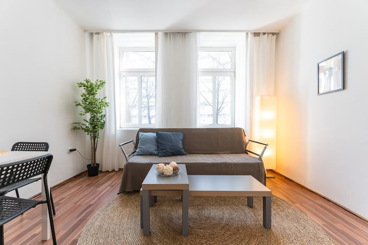 ☆Lovely Apartment in Heart of Vienna near Metro!