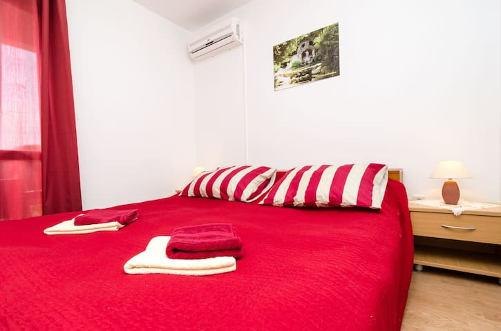 Guest House Kola-Standard Double Room with Balcony