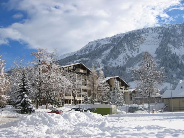 Cosy Apartment - 1 Bedroom, 1 Bathroom, Sleeps 4 - Disentis/Mustér - Apartamento