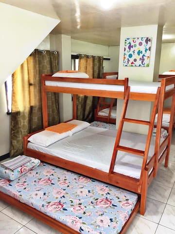 Family Room near Kawasan Falls
