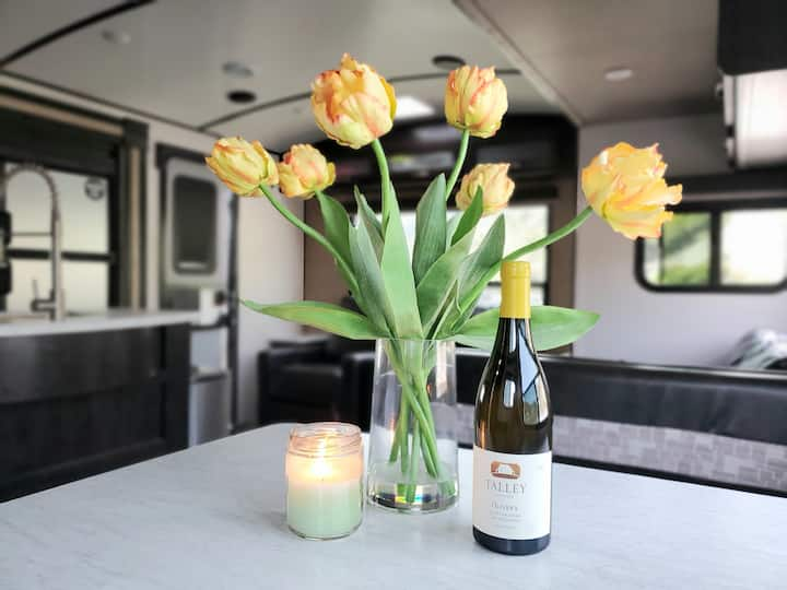 Glamping Experience in Pismo Beach!