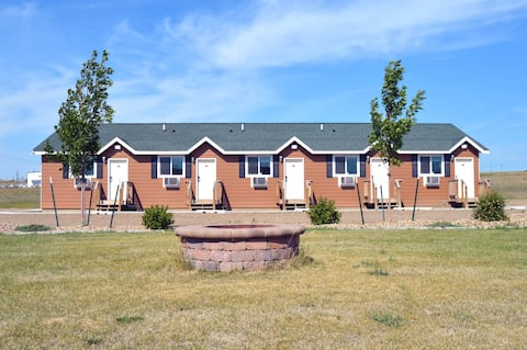 Buffalo Ridge Lodge   Comfortable & Affordable