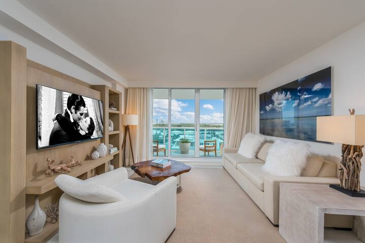 2B City View Condo within Luxury Hotel - 1445