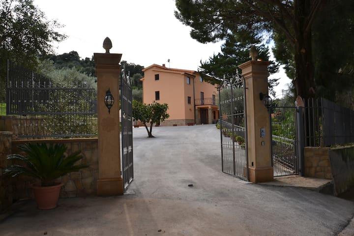 Villa Tiberio - Stanza P.T.