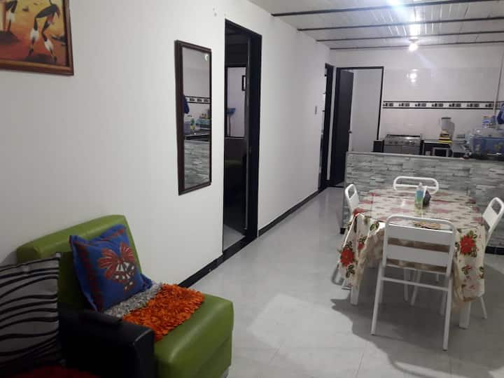 Cozy Apartment at Historic Downtown of Popayan