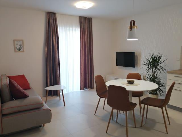 S Apartments - Shade