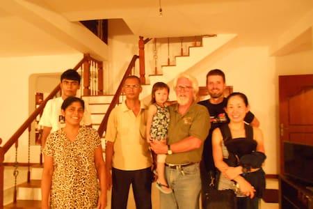 Paradise Villa 43 - Negombo - Bed & Breakfast