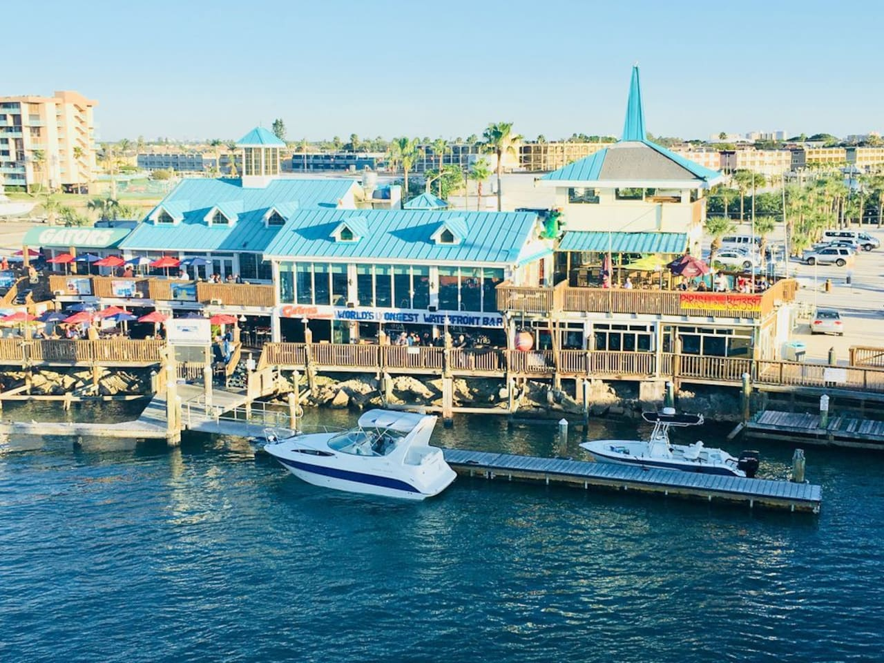 Welcome to Indian Rocks Beach! Florida. Kick back and relax, you made it! You are in a great location with dozens of things to do and places to visit - John Pass Pier