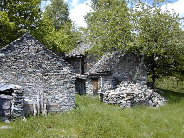 Tipical Centovalli Rustico - Alpe Gribel
