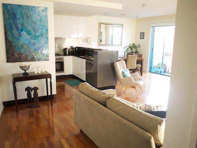 Seaside apartment close to the CBD - Port Melbourne - Apartment