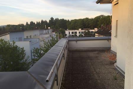 Penthousewohnung mit Terrasse - Karlsruhe
