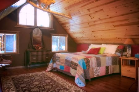 Living Waters Cabin Getaway