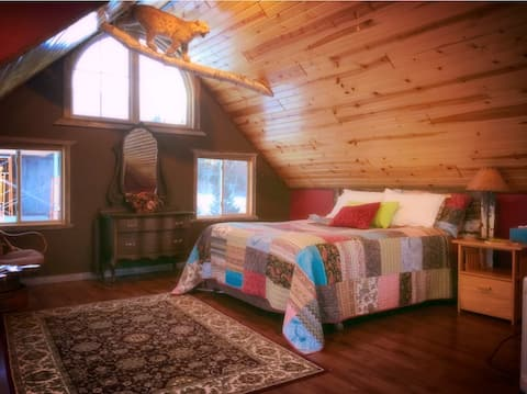 Living Waters Cabin Getaway