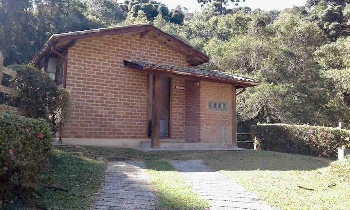 Chalé Araucaria, conforto natureza Pousada do Rio
