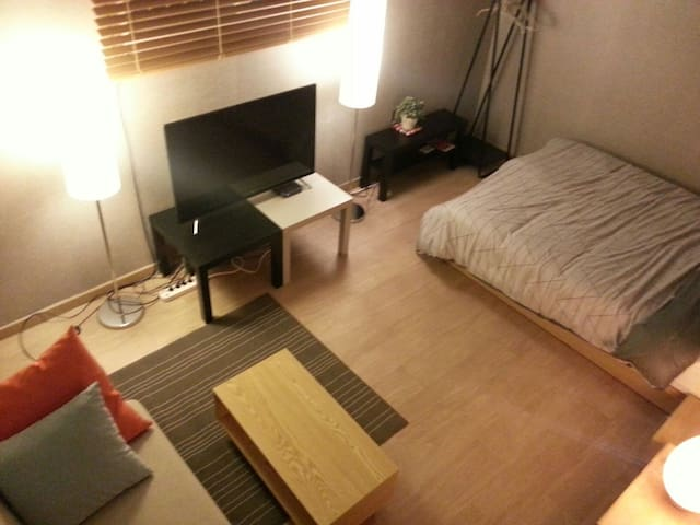 2BR/Wangsimni/free portable WIFI - Sungdong