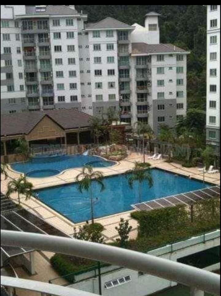 Hillview Loft Condominium Batu Pahat