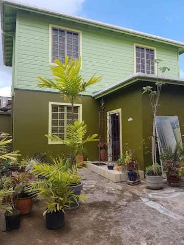 Trinidad Guest House - Centrally located/St.James
