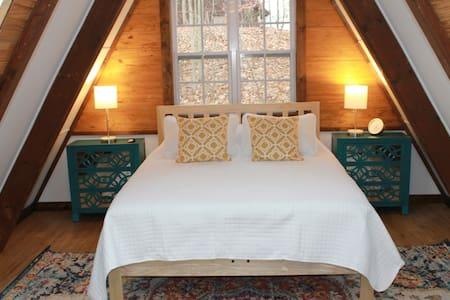 The Bavarian Inn at Shenandoah River