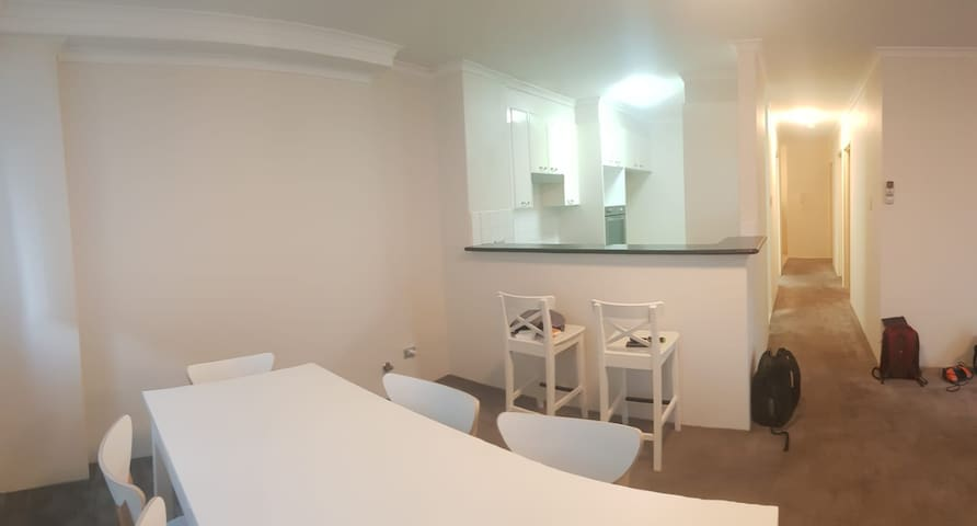Pyrmont accommodation