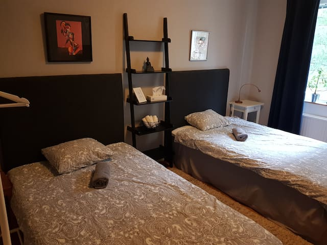 Cosy room in central Västerås