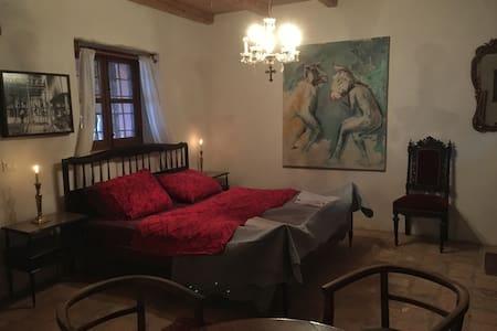 Een kamer (01) in 'La Strella' - Ceva