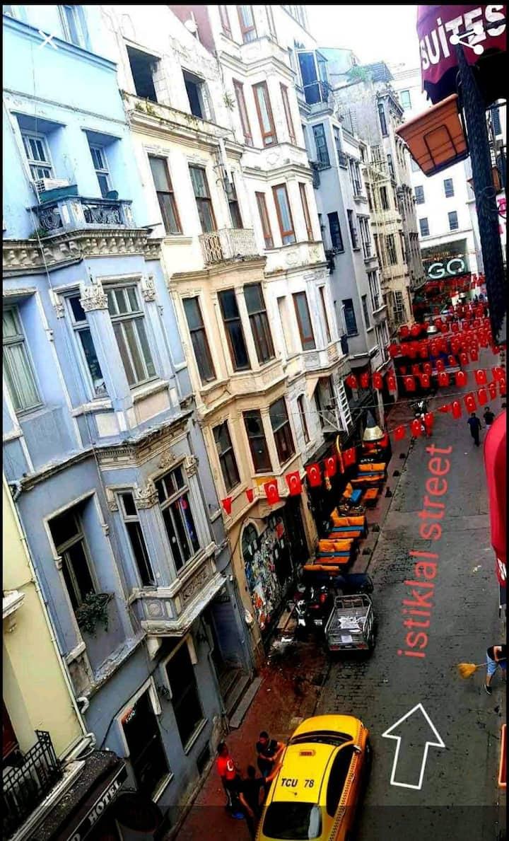 Taksim City Center Cozy Flat 10