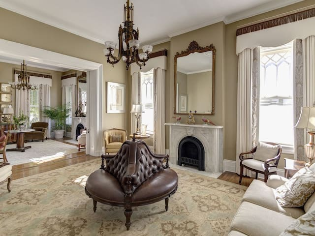 Historic Mansion in the Heart of Civil War