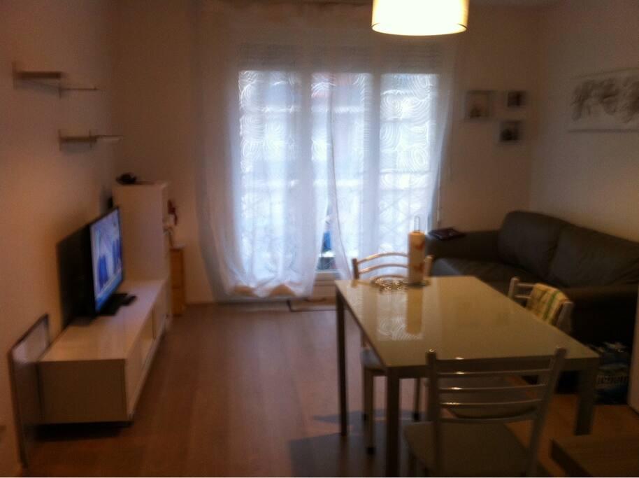 T2 de 42m tram jacques henri lartigue flats for rent for Garage ad issy les moulineaux