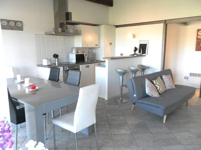 Calm and Cosy Apartment Near the Croisette - Cannes - Lägenhet