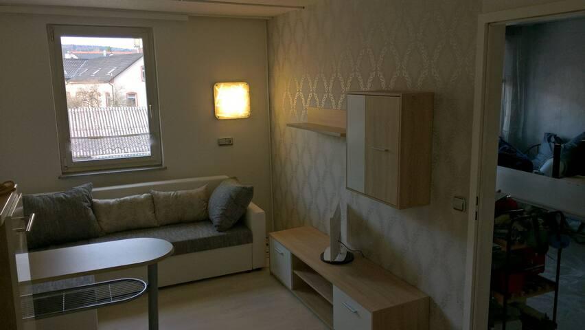 Coole Wohnung in Tuttlingen, mitten in der Stadt