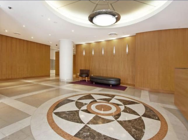 Luxury apartment in the heart of Sydney CBD