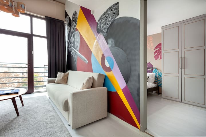 Artificial Modern Flat in the Center İstanbul |B12