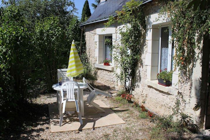 Calme et verdure, studio 45m², Loire Valley