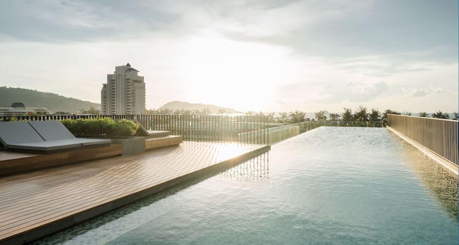 NEW!!! 2 BR Phuket Modern Luxury Living
