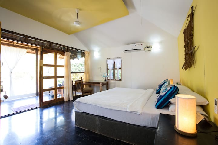 The Perfect Stay in Agonda Bay - Agonda - Villa
