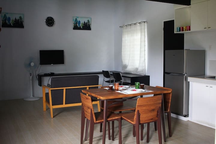 (H) Peaceful Modern Loft in Lipa w/Netflix