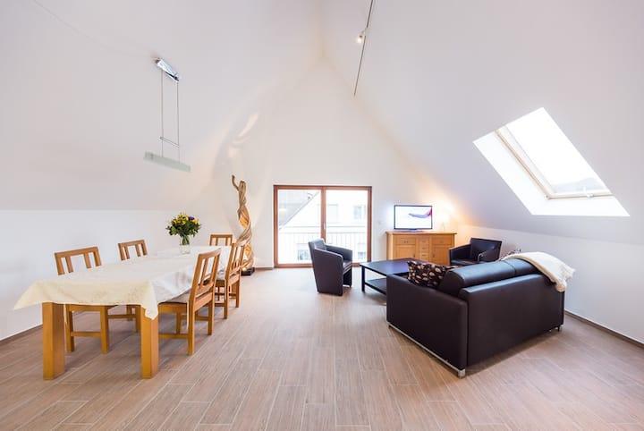 ELMIS Boardinghouse Dachwohnung  84qm