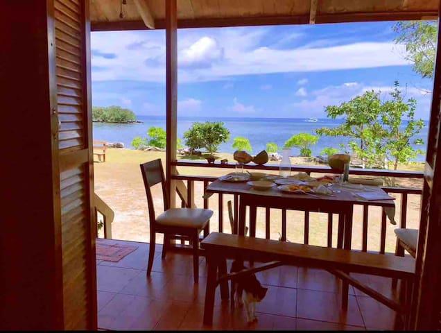 Vacation home  Pamilacan Bohol