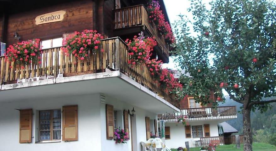 Ferienwohnung Sandra - Fiesch - Appartement