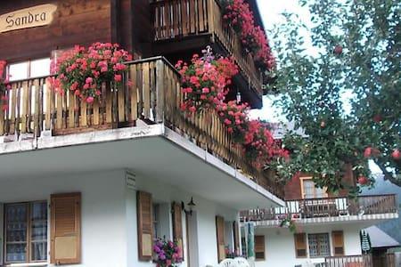 Ferienwohnung Sandra - Fiesch