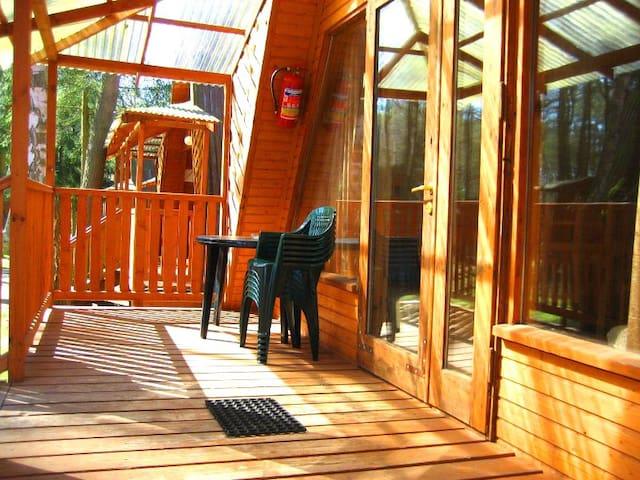 By The Sea Lodge no 4 - Łukęcin
