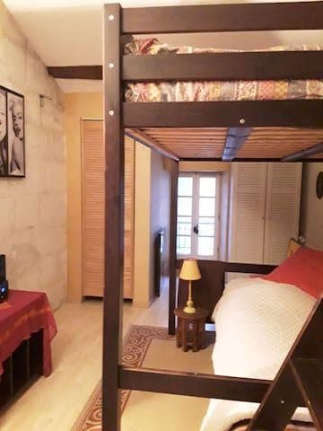 Chambre pour voyageur!!!!