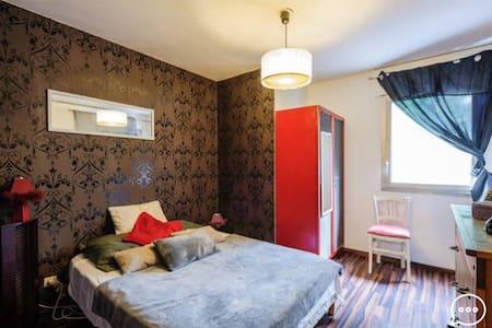 Chambre Glamour à part dieu - Lyon - Kondominium