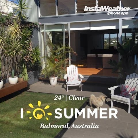 Modern Family Friendly Home - Balmoral