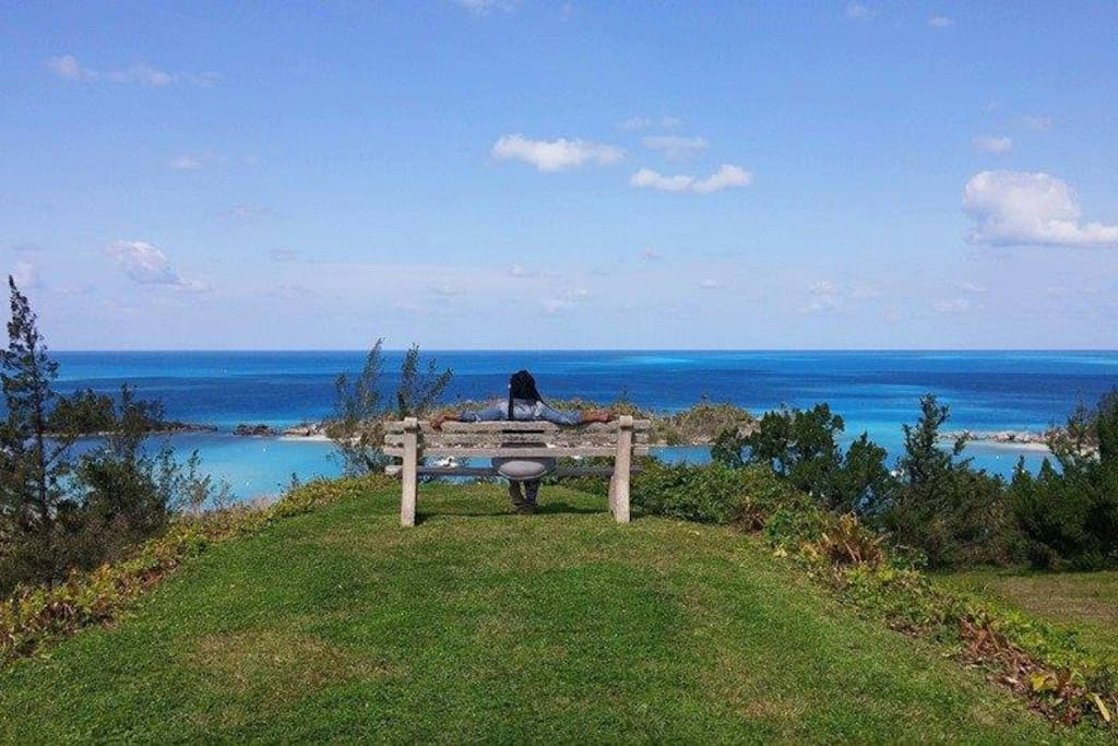 Feel free to message me with questions about Bermuda even if you don't book with me