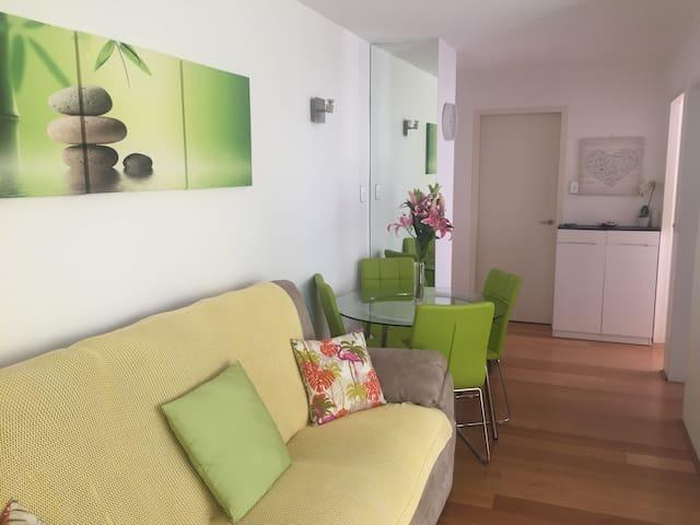Amazing 2-bedroom apartment